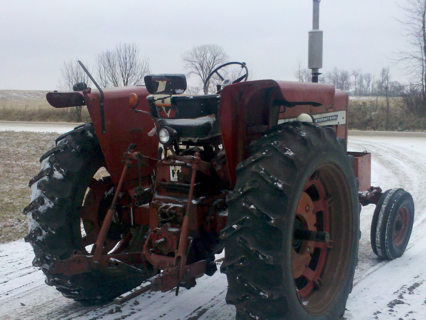 Farmall Tractor With Loader : M farmall tractor loaders for sale parts
